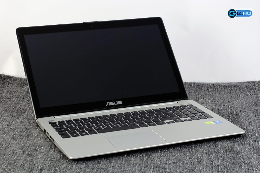 Asus S551 poate fi o alegere buna pentru cei care vor un ultrabook mare pentru acasa
