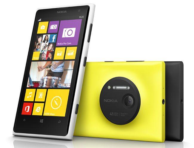 Nokia Lumia 1020 are o platforma hardware mai puternica