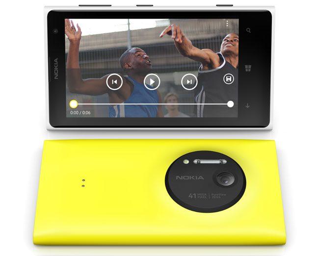 Functia de zoom optic este disponibila inclusiv pentru filmare