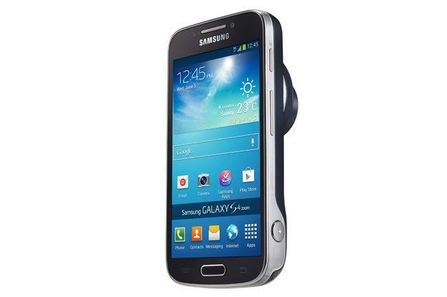 Camera foto a lui Samsung Galaxy S4 Zoom va consuma destul de mult curent