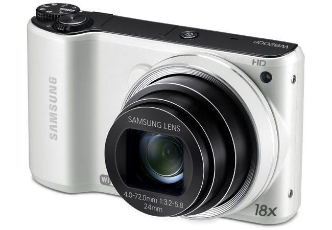 Samsung are in oferta camere foto cu GPS