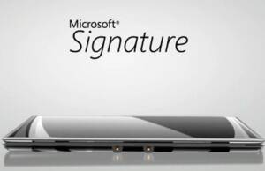 Microsoft Signature PC