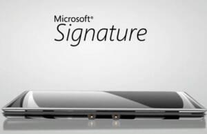 Microsoft Signature PC