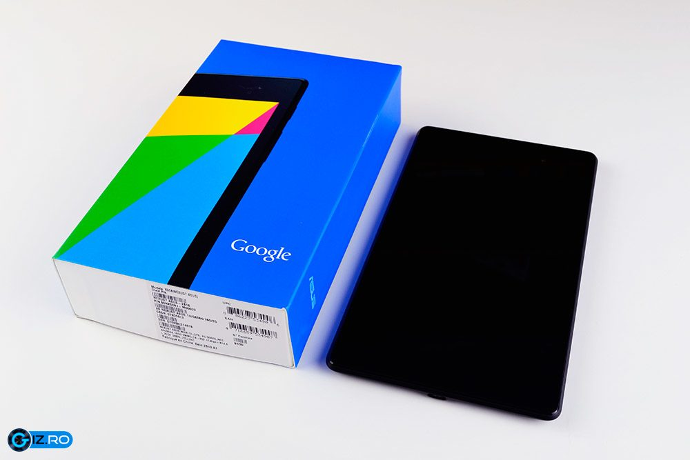 Google Nexus 7 2013: un 7 inch impresionant