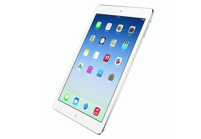 iPad Air aduce un design proaspat pentru tableta Apple