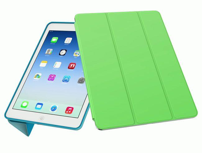Husele Smart Cover sunt acum disponibile si pentru iPad Air