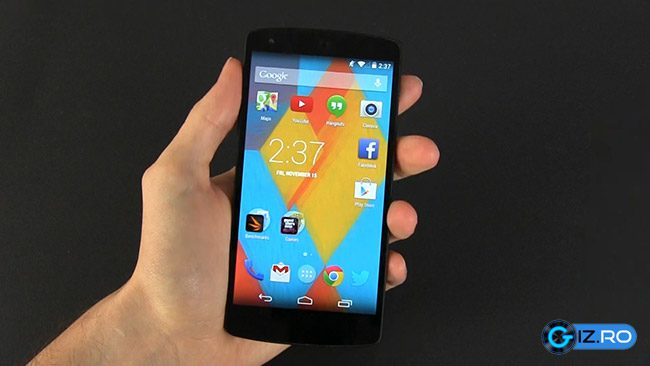 Ecran IPS+ pentru Google Nexus 5