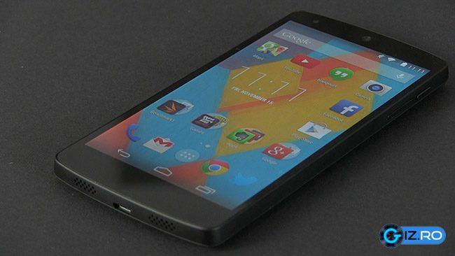 Pretul lui Nexus 5 este o problema in Romania