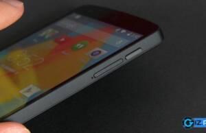 Google Nexus 5 - partea dreapta