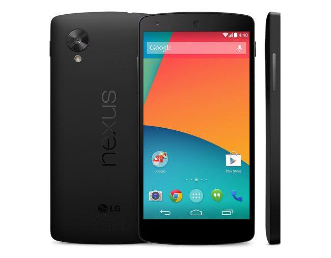 Ecranul lui Nexus 5 promite o calitate asemanatoare cu cele de pe Galaxy S4 si HTC One