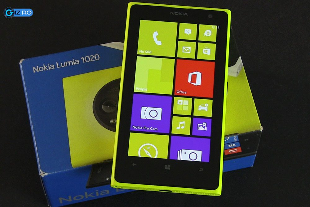 Lumia 1020, un dispozitiv 3 in 1