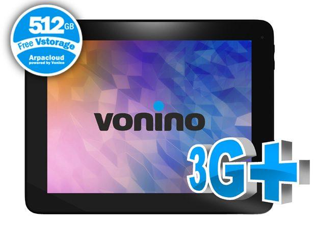 Vonino Spirit QS, una dintre tabletele ieftine oferite de operatori