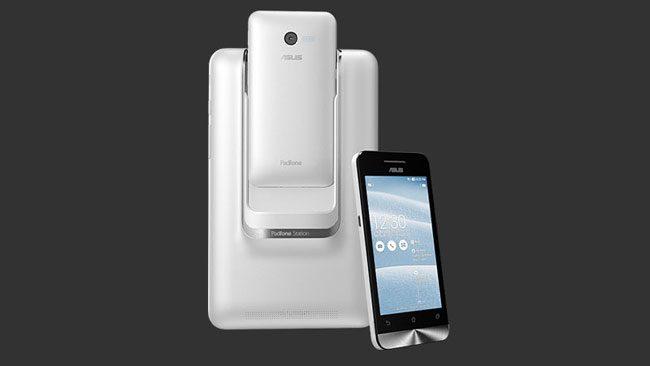 Asus Padfone Mini, un dispozitiv care imbina un smartphone cu o tableta la un pret bun