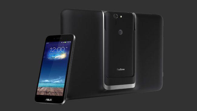 Asus Padfone X are specificatii hardware de top si ecrane cu rezolutie Full HD