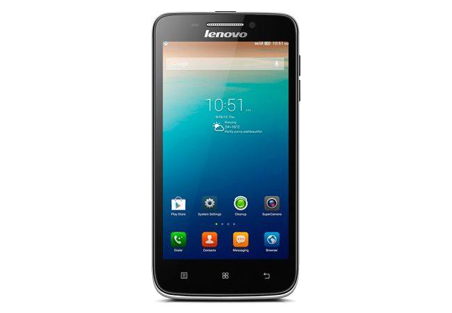 Lenovo S650, unul dintre ultimele smartphone-uri de la Lenovo