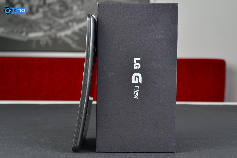 LG G Flex, un smartphone reusit, dar cu unele probleme deranjante