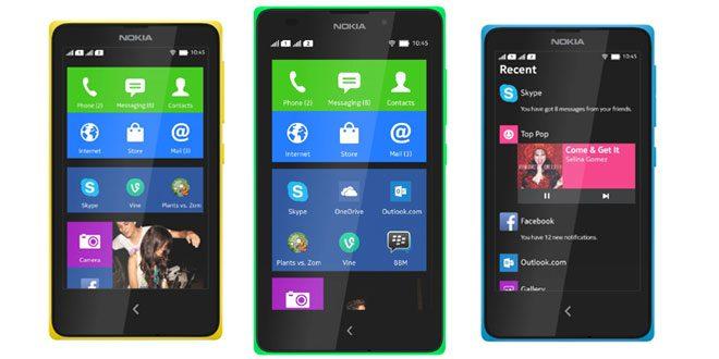 Nokia X, X+ şi XL – telefoane Nokia cu Android – păreri şi preţuri