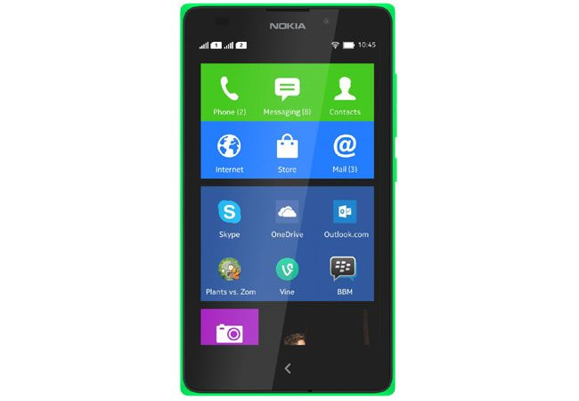 "Nokia XL are un ecran de 5"" si este dedicat pasionatilor de telefoane cu display mare"
