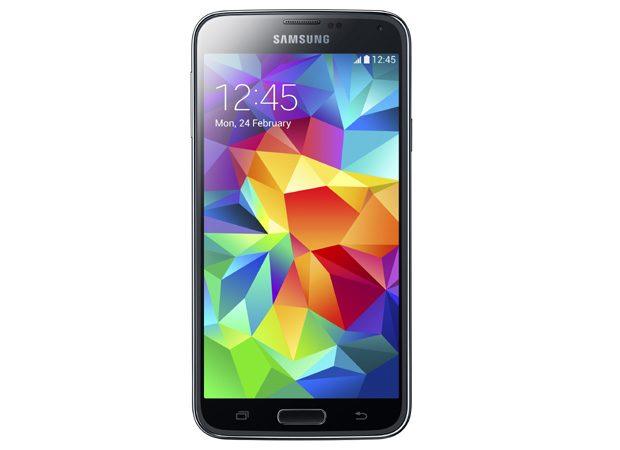 Designul frontal al lui Galaxy S5 pastreaza reteta de la S4