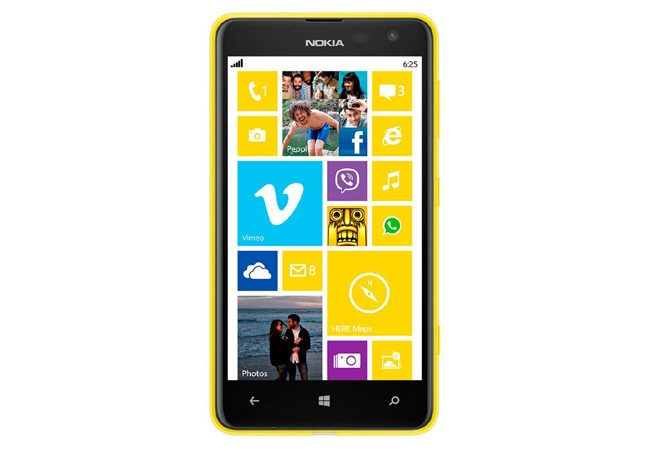 Nokia Lumia 625, un smartphone ieftin cu Windows Phone