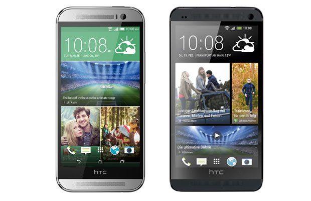Diferentele dintre noul HTC One M7 si vechiul HTC One M7 sunt dificil de remarcat