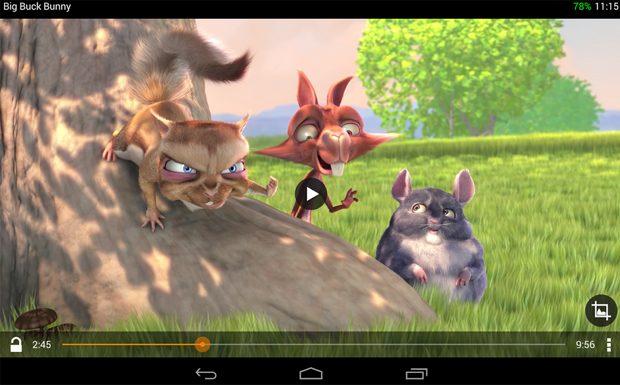 VLC este cel mai bun player video pentru Android