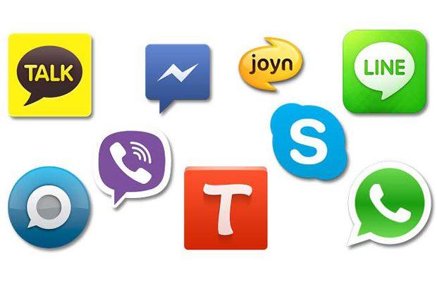 Aplicaţii de chat pentru telefoane – comunică gratuit cu prietenii prin mesaje şi apeluri