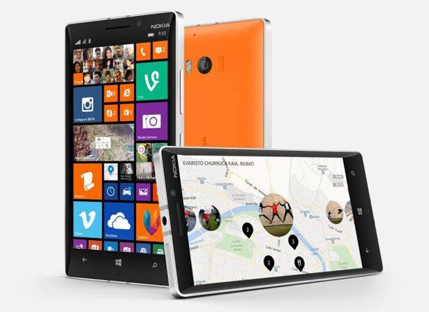 Nokia Lumia 930 are un design elegant si platforma hardware puternica