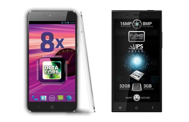 """Evolio X6 si Allview X1 Xtreme, doua smartphone-uri """"romanesti"""" de top"""