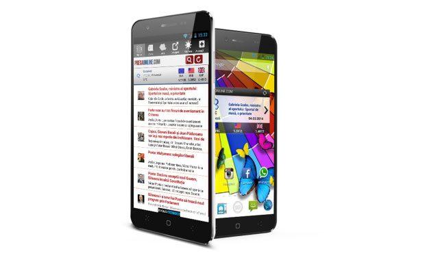 Evolio X6, cel mai puternic smartphone Evolio