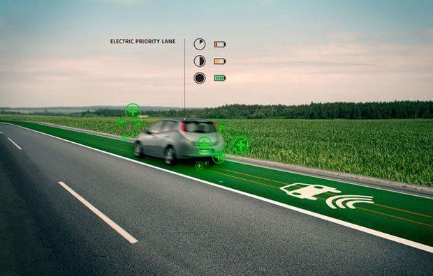 Masinile electrice vor avea o banda de urgenta pentru incarcarea bateriilor