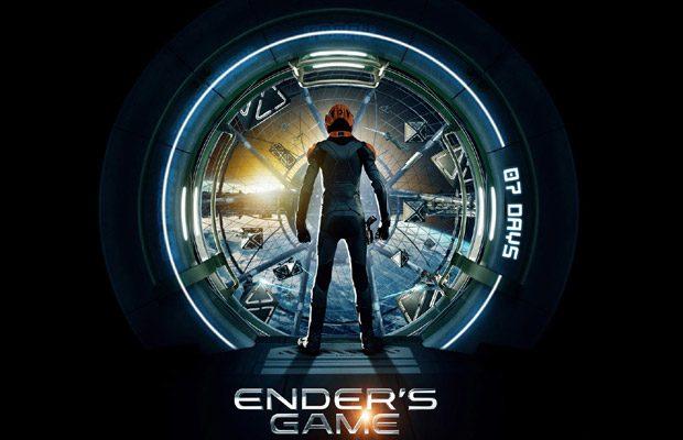 Unul dintre posterele filmului Jocul lui Ender