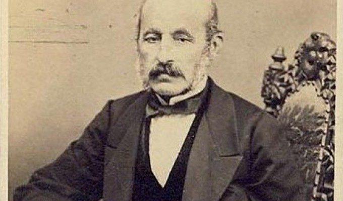 Petrache Poenaru, inventatorul stiloului