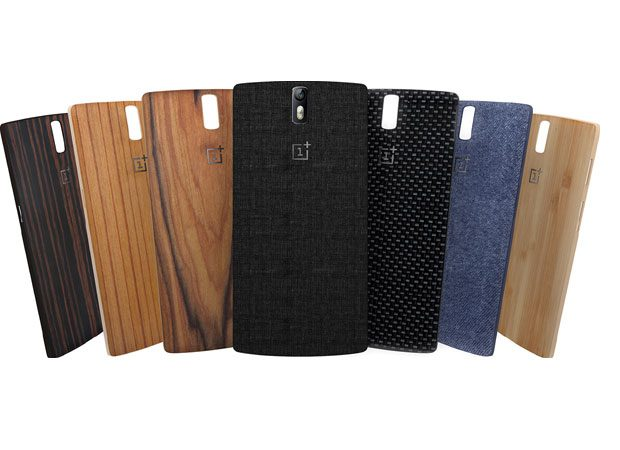 Carcasa spate a lui OnePlus One poate fi inlocuita