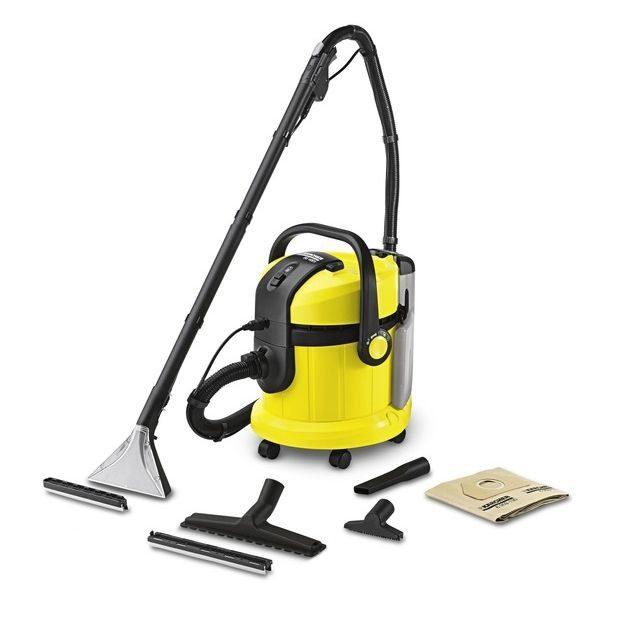Un aspirator cu spalare te scuteste de spalarea manuala a covorului