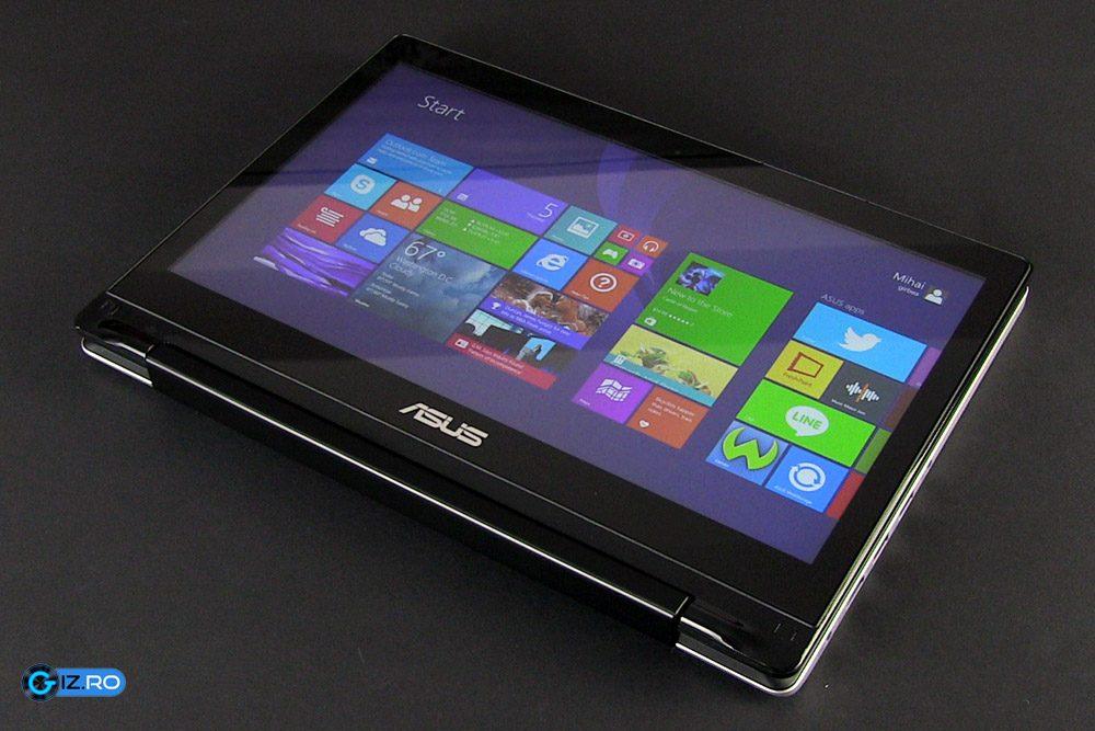TP300 este greu de utilizat ca tableta din cauza dimensiunilor si a greutatii