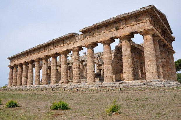 Primul sistem de incalzire centralizata a fost implementat intr-un templu