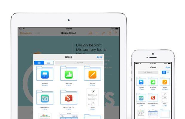 iCloud a devenit un serviciu de stocare de fisiere asemanator cu Dropbox