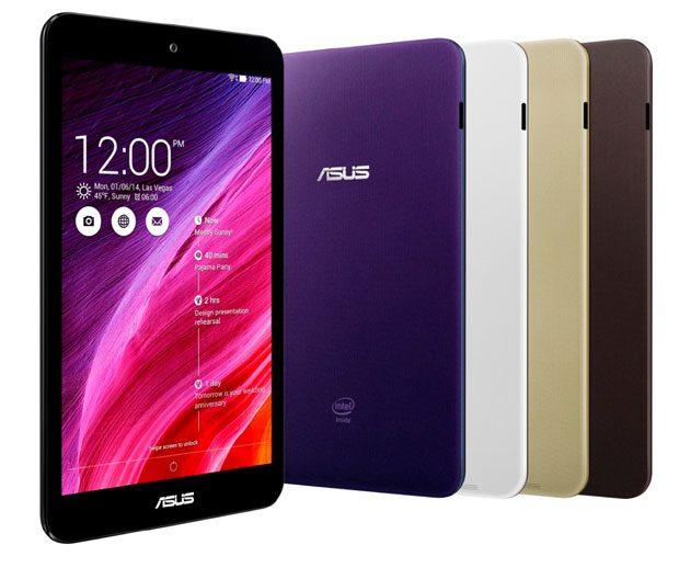 Asus MeMO Pad 8, una dintre numeroasele tablete anuntate de Asus