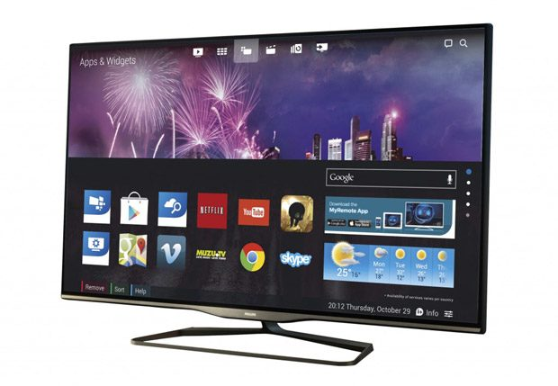 Interfata Smart TV-urilor Samsung