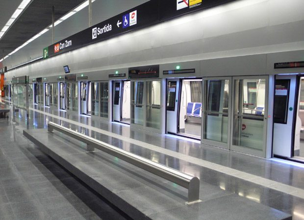 Metroul din Barcelona intra in top cu o magistrala inca in constructie