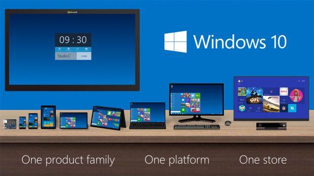 Windows 10 va fi compatibil cu orice tip de dispozitive