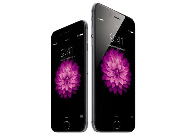 iPhone 6 si iPhone 6 Plus rivalizeaza cu telefoanele cu ecran mare cu Android