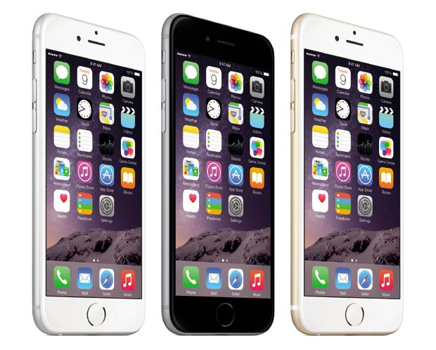 iPhone 6 si iPhone 6 Plus vin in cate trei versiuni de memorie interna