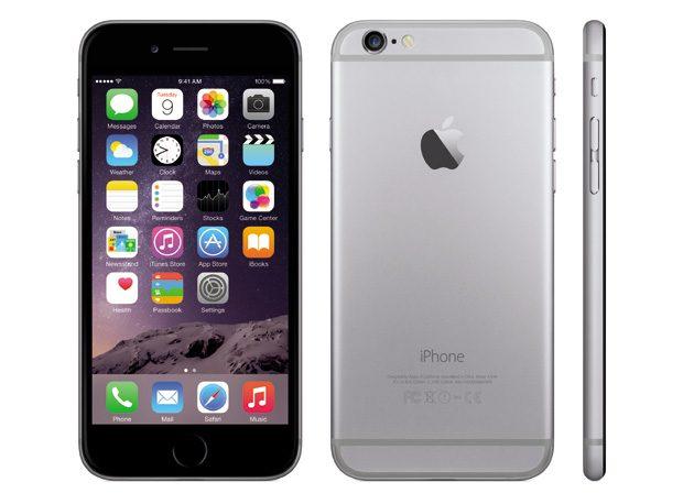 iPhone 6 a fost usor restilizat si are margini rotunjite