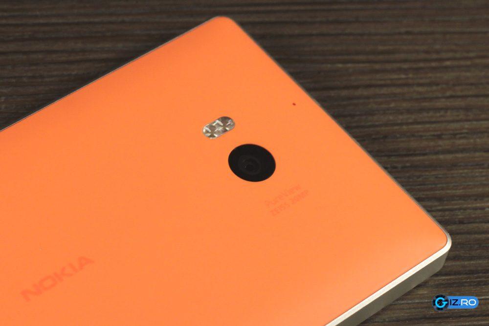 Camera PureView de pe Lumia 930 nu este atat de performanta