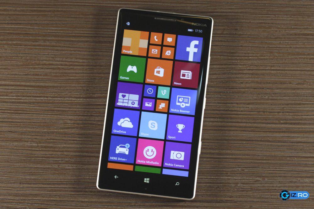 Nokia Lumia 930, un smartphone de top cu Windows Phone