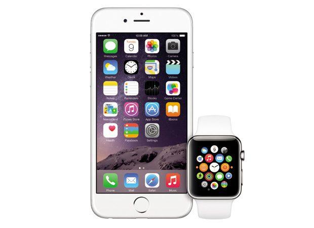 Watch poate fi folosit numai impreuna cu un iPhone.