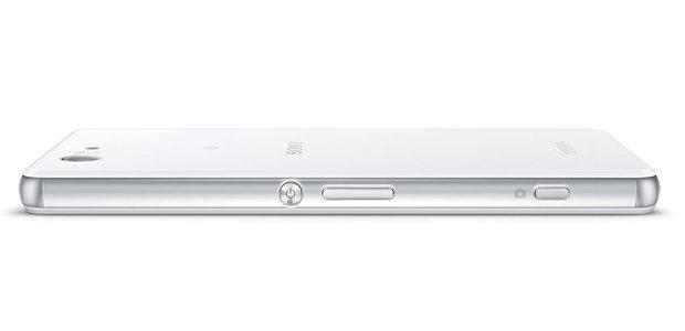 Z3 Compact are un design elegant