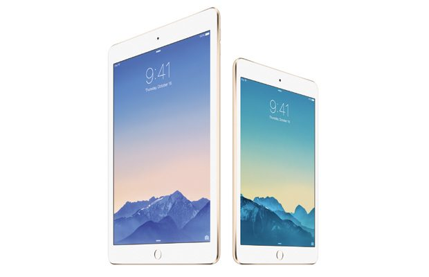 iPad Air 2 si iPad mini 3 sunt noile tablete Apple